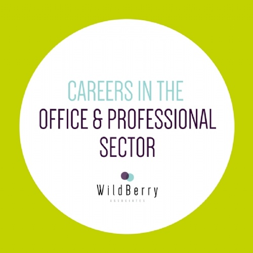 Careers in the Office & Professional Sector