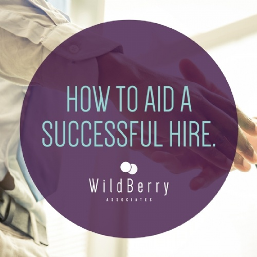How to aid a successful hire in 2018.