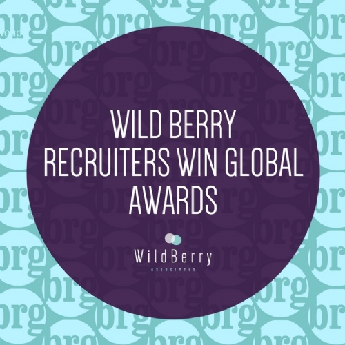 Wild Berry recruiters win global awards