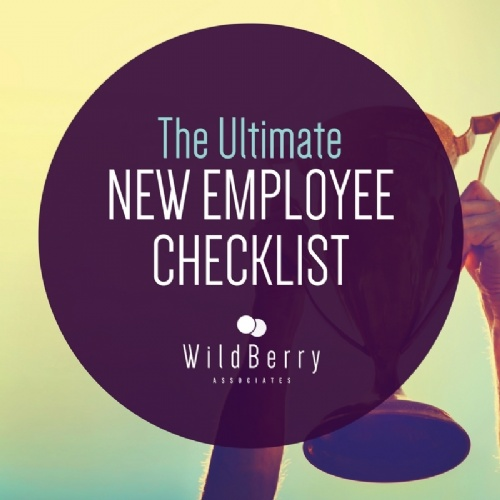 The Ultimate New Employee Checklist