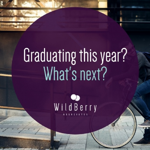 Graduating this year? What's next?